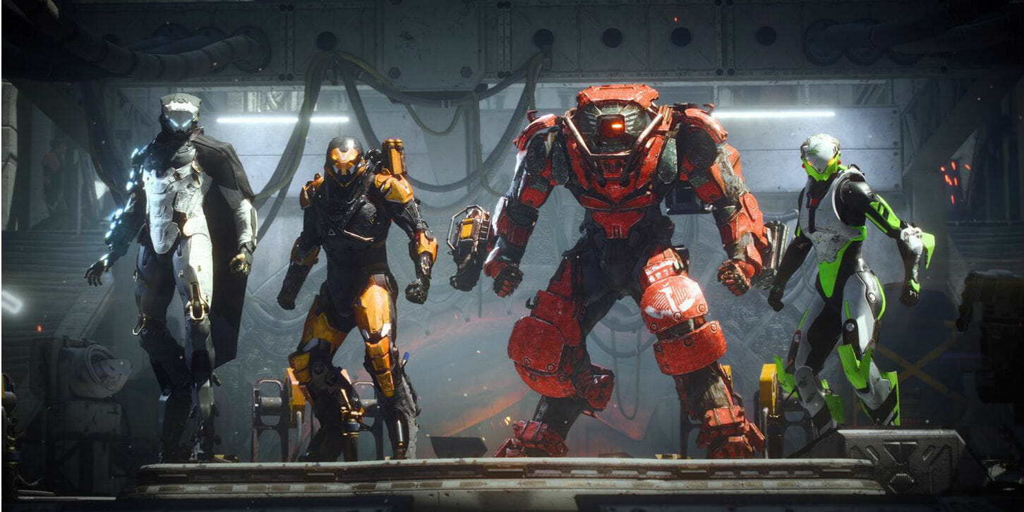 Anthem Crash Issue On PS4 Leaves Players Demanding Refunds