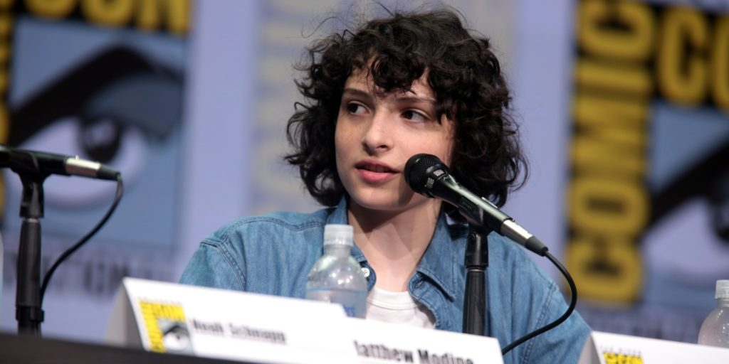 Finn Wolfhard Meme Photo Becomes A Hilarious Stranger Things Meme