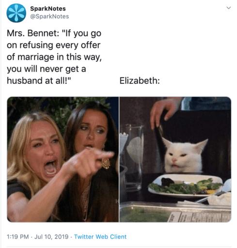 Girl Yelling At Cat Meme Generator It S Meme Cats