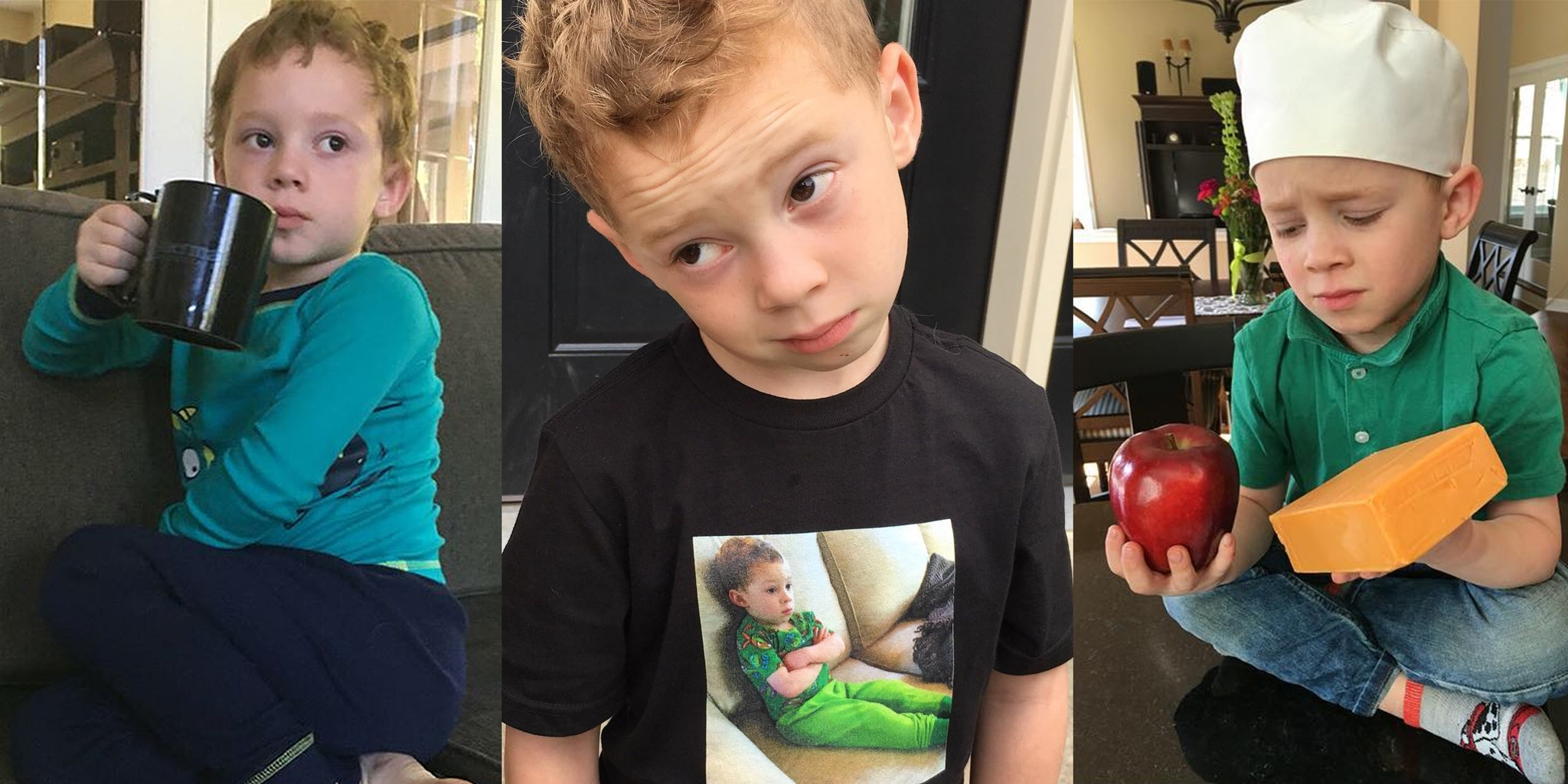 Funny Face Kid Meme Meme Baby