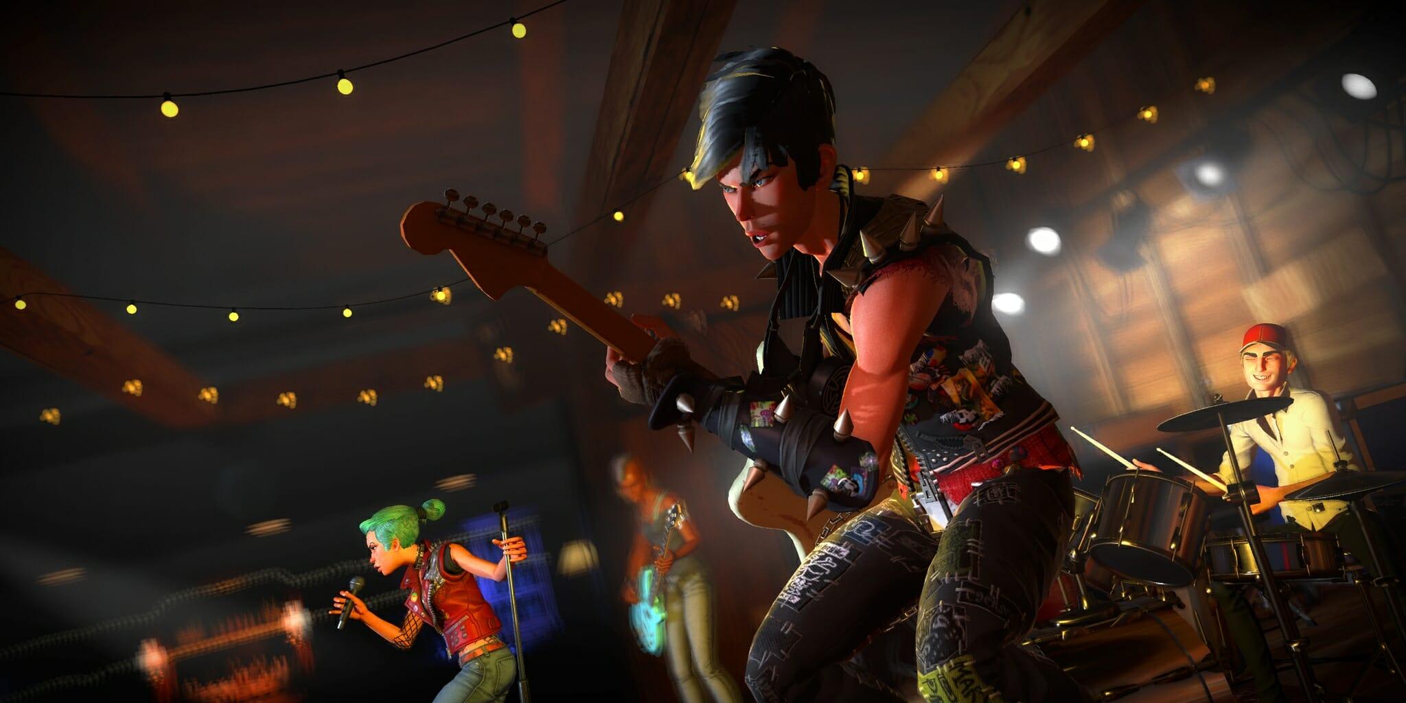 Rock Band 4 Is An Encore Performance Of The Worlds