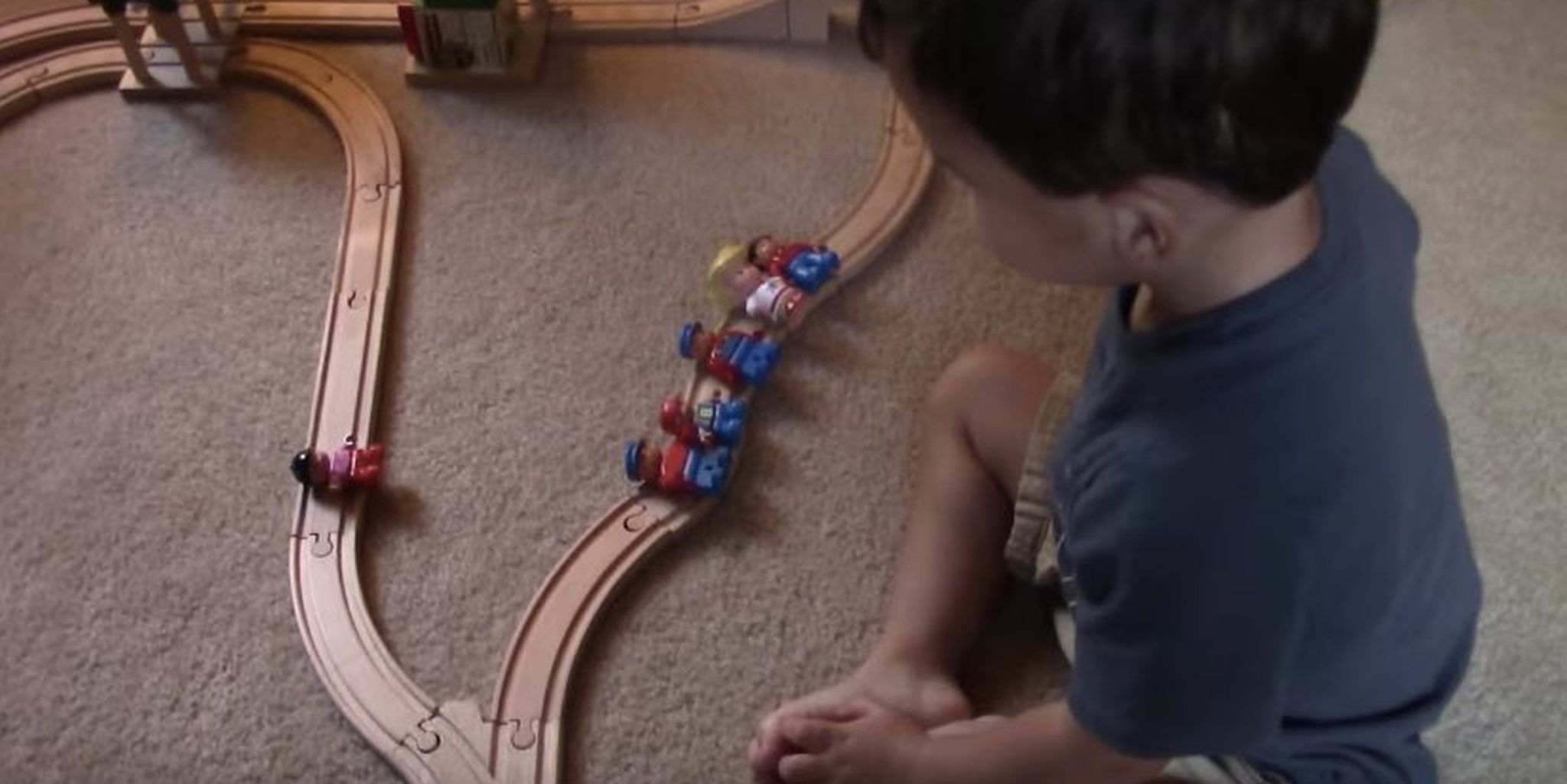 Toddler S Answer To The Trolley Problem Is Completely Savage