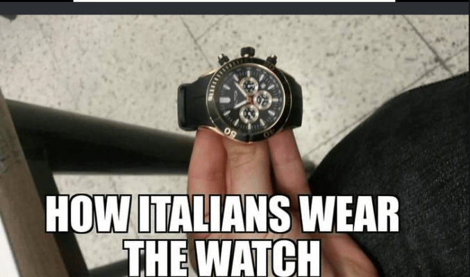 How Italians Do Things Meme Is the Internet's Newest Obsession