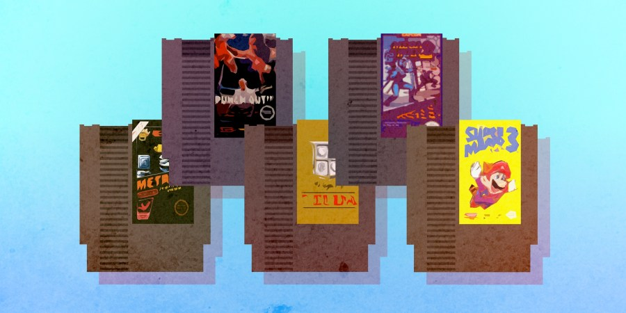 All 30 NES Games on the Nintendo Classic Edition  Ranked collection of various NES games
