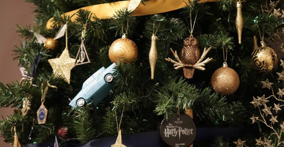 Harry Potter Fan Creates The Worlds Most Magical