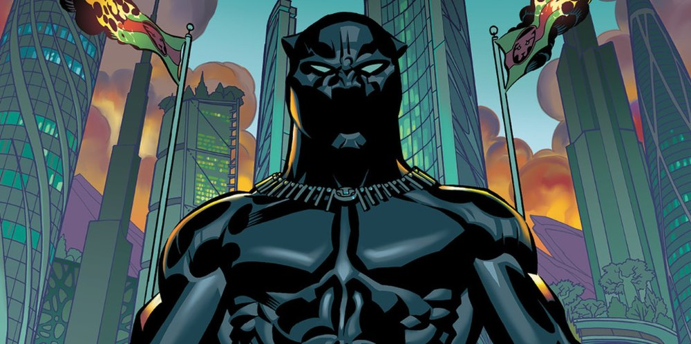 Image result for black panther comics