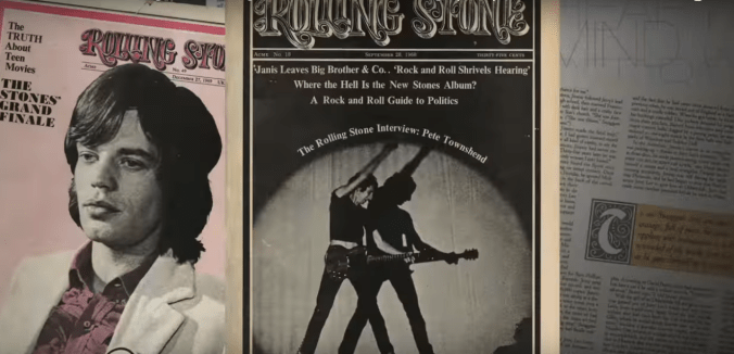 Image result for rolling stone stories from the edge