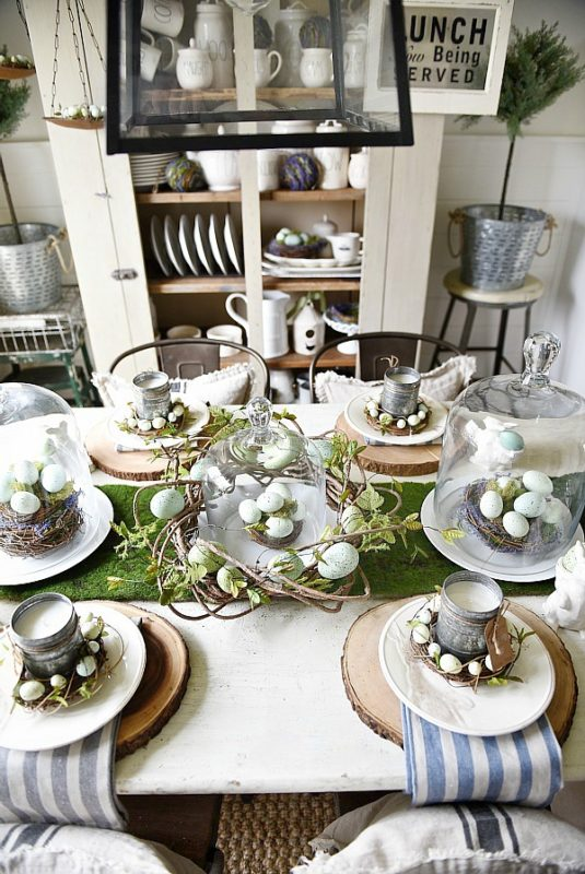 10 Dreamy Table Setting Just In Time For Easter Daily