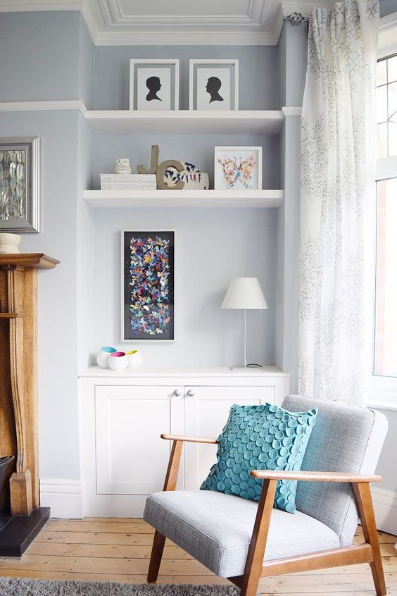 7 Dreamy wall colors that will help you reduce stress & 8 Wall colors for a dreamy and elegant home - Daily Dream Decor