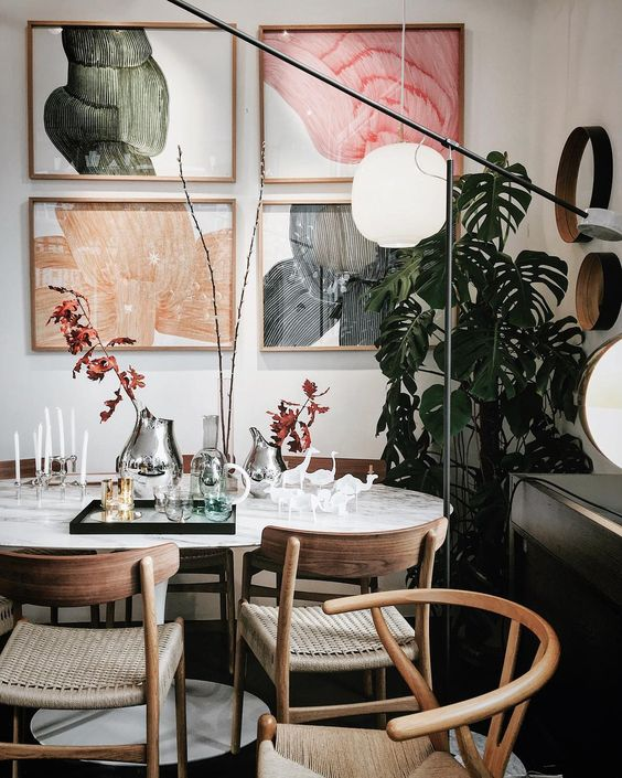 8 artsy rooms that will get you started