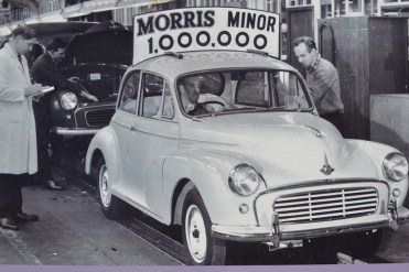 Promo Picture for Morris Minor Million