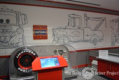 Pixar Cars Mechanical Institute
