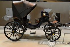 "1890's Renault ""Park Victoria"" Carriage"