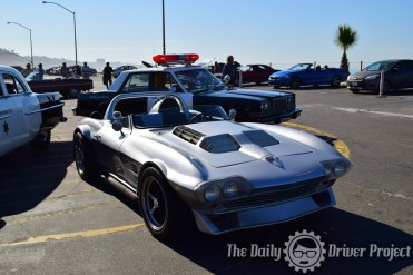 Actual Fast and the Furious Vette