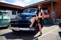 Pinups at Girls in the Garage