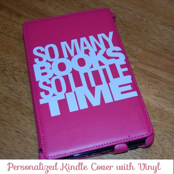 Personalized Kindle Fire Cover