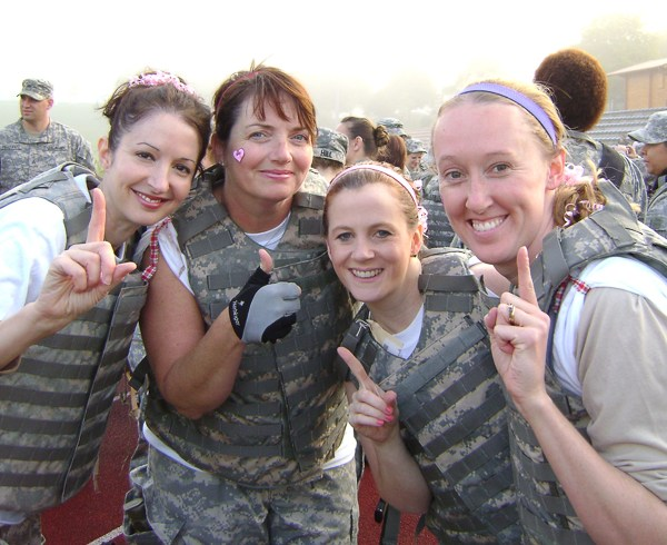 Recognizing and Celebrating Military Spouses