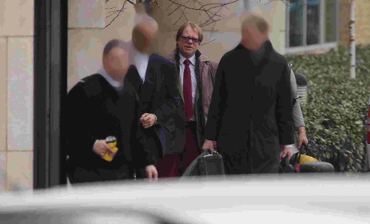 David Martin Burridge at Bournemouth Crown Court