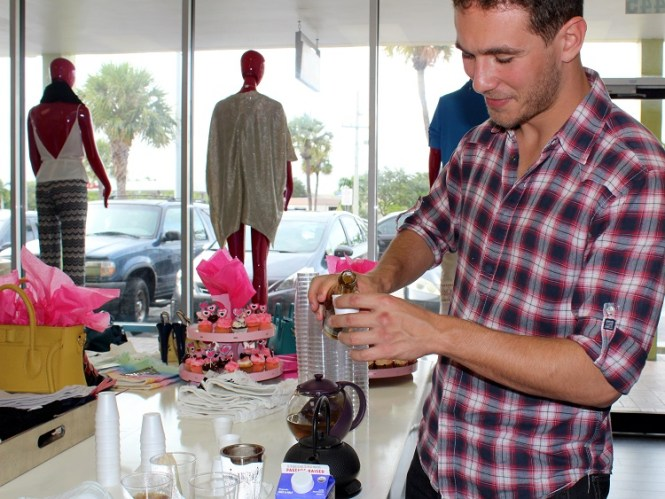 Style, Sweets, and Sip Recap, Blush Boutique, Flair Miami, JoJo Tea