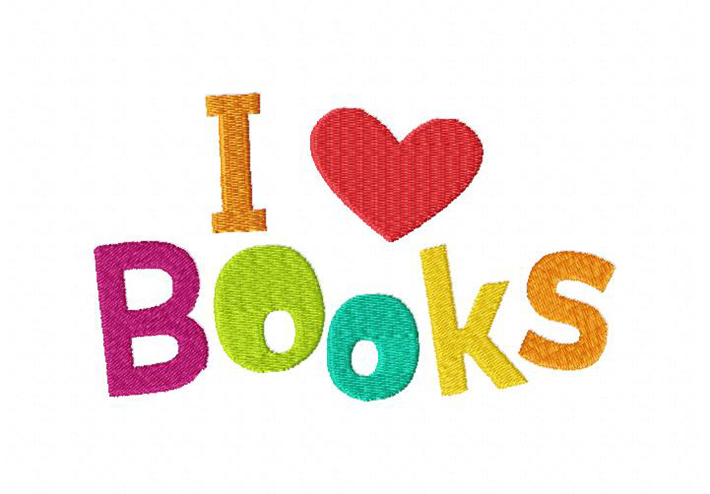 love books machine embroidery design daily embroidery