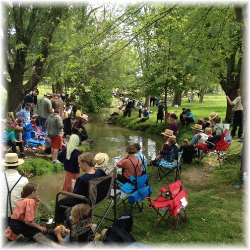 Fishing derby 5/16/15