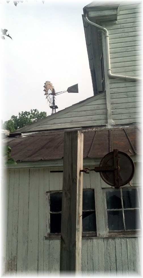Amish house in Lancaster County PA
