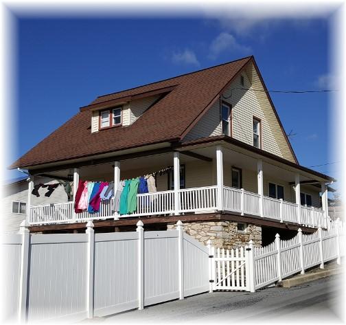 Amish home near White Horse, PA 3/2/16