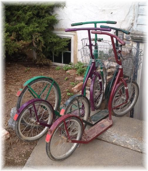 Lapp children scooters 4/17/15
