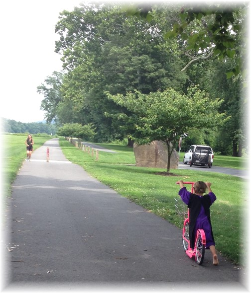 Scooter ride