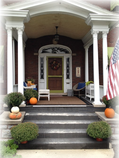 Mount Joy PA porch