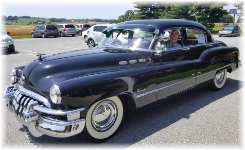 Mervin's 1950 Buick