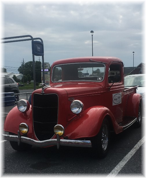 Old truck 5/28/17