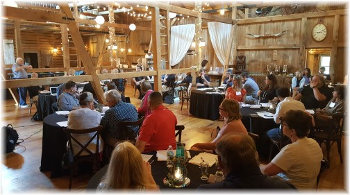 Convene retreat 6/15/17