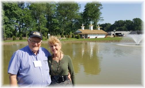 Ron and Bonnie Hoover, Convene retreat 6/15/17