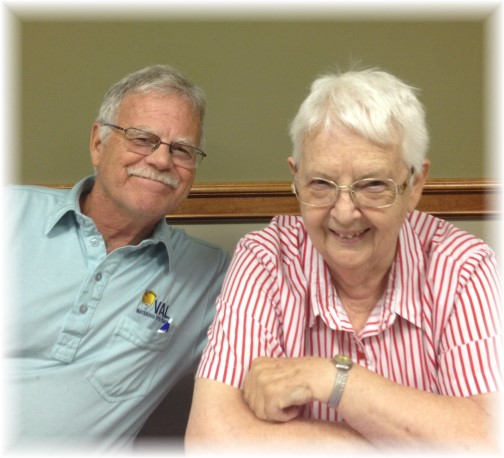 Thelma White retirement 6/17/15