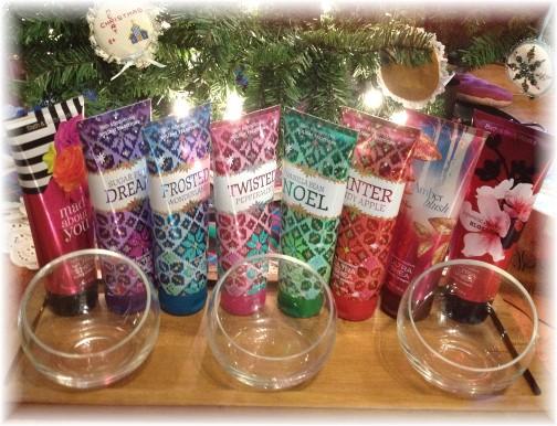 Brooksyne's Christmas gifts 2014