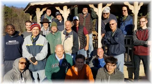 Faith Community Men's retreat 11/19/16