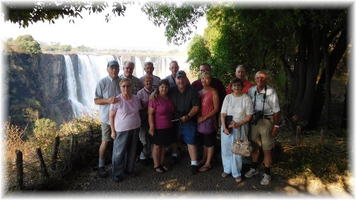 Mount Pleasant Zimbabwe work team 9/17