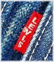 Levi jeans tag