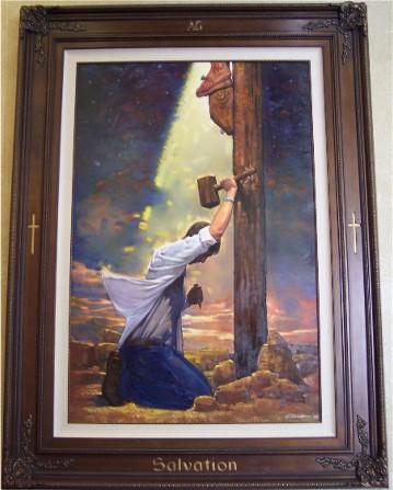 Crucified (Ron DiCianni)