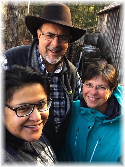 Cade's Cove family photo 11/21/16