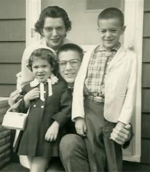 Weber childhood 1962