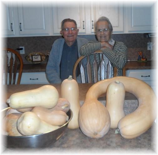 Jesse and Wilma Dourte 11/30/13