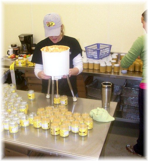 Mustard making in Lancaster County PA