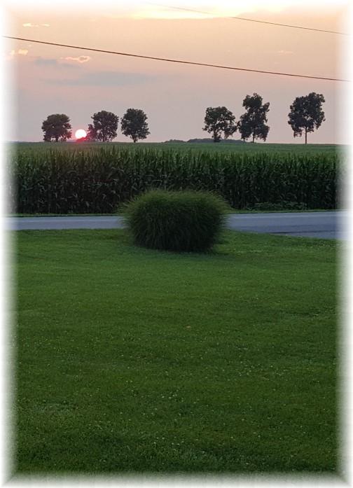 Sunset 7/18/17