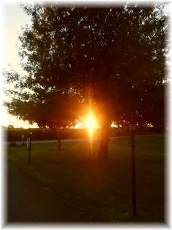 Sunset 8/4/13