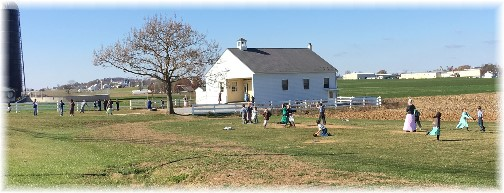 Mennonite school recess 11/17/16 (Click to enlarge)