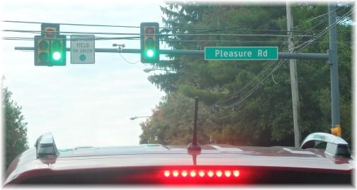 Pleasure Road, Lancaster PA
