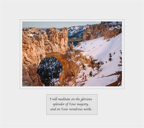 Bryce Canyon Photo by Howard Blichfeldt