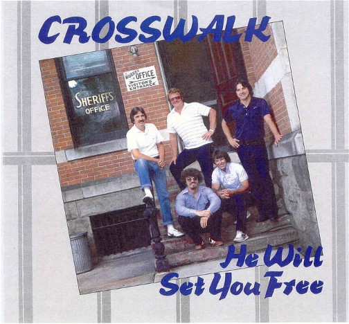 Crosswalk album cover (early eighties)